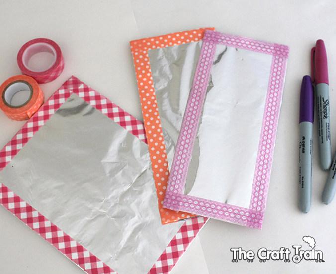 M s manualidades dos nuevas ideas para decorar - Marcos de papel para fotos ...