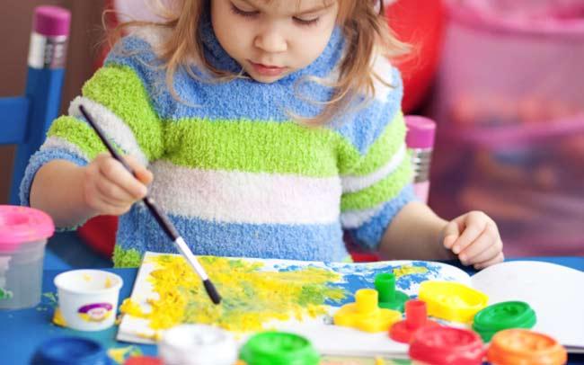Arte para niños: ¿Se puede dibujar la música? | El Blog de Nanos