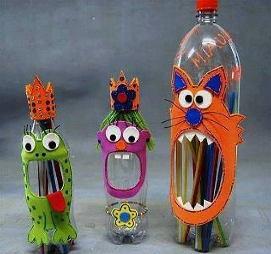 botellas-recicladas-cubilete