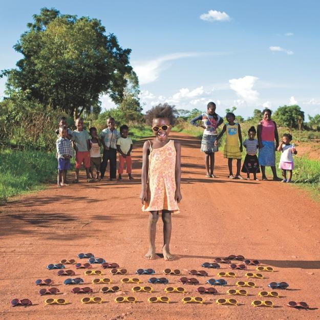 Maudy, 3, Kalulushi, Zambia.