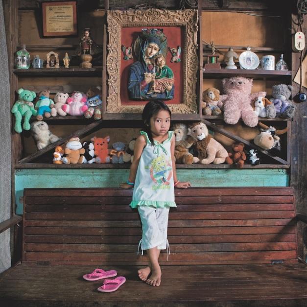 Allenah, 4, El Nido, Philippines.
